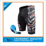Custom Printed Padded Summer Sublimated Mens Specialized Cycling Bib Tights