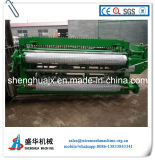 Galvanized Rolled Welded Wire Mesh Machine
