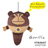 Moneky Shape Hanging Plush Toy (YT84047)