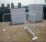 High Strength Crowd Control Barrier/Removable Steel Barrier
