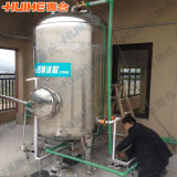 Vertical Hot Water Storage Tank for Family