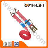 50mm Ratchet Tie Down for Cargo Lashing