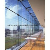 Safety Glass Clear Float Glass for Window or Construction