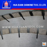 Segmented of High-Frequency Welded Diamond Cutting Blade (HZ102456)