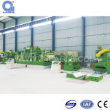 Double Stretching & Double Bending Tension Leveler Machine Line