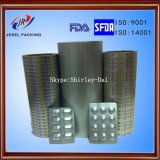 Aluminum Alu-Alu Foil Packing by Cold Forming Blister Foil