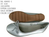 No. 49895 Lady Fashion Shoes Leather Shoes