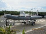 Liya 22ft Water Power Engine Dinghy Sailing Hypalon Rib PVC