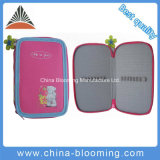 School Stationery Bag 2 Deck Pen Case Pencil Box Case