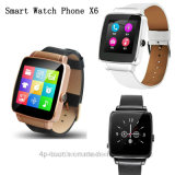 Fashionable Smart Bracelet Watch with Remote Camera (X6)