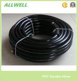 PVC Fiber Braided Reinforced High Pressure Gas Spray Hose Pipe