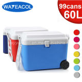 60L Wheeled Trolley Beach Cooler (WL-60)