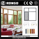 Alu. Double Glass Casement Window