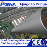 Steel Pipe Shot Blasting Cleaning Equipment