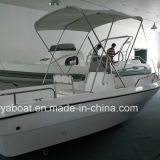 Liya 5m Yacht Made in China Fiberglass Fishing Boat Factory