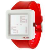 Latest Design Fancy Silicone Sports Watch