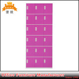 Hot Selling Steel 18 Doors Clothes Cabinet