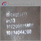 65mn X120mn12 Mn13 ASTM A128 High Manganese Steel Plate