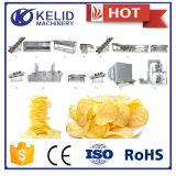 Full Automatic Overseas Engineers Frying Potato Chips Machine