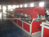 Plastic PVC Window Profile Production Line/Extruder Machine