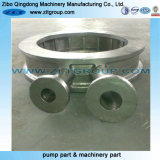 Customized Steel Mining Casting Part Pump Housing for CNC Machining