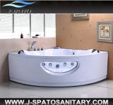 2013 New Luxury LED Jacuzzi Massage Bathtub, Bathtub (JS-8601)