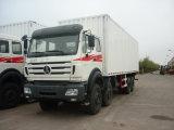 Beiben 40 Tons 8X4 Cargo Truck for Africa