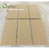 Yellow Beige Color Sandstone Hone Floor Wall Tile