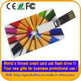 All Kinds Promotional Business Gift USB Credit Card Flash Drive Memory Stick (EC050)