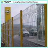 High Quality 3D Welded Wire Mesh Fence for China Factory