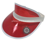 Custom Logo Cheap Promotional PVC Sun Visor