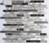 Irregular Aluminum Mosaic Tile for Deocration