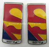 Promotional Gift Metal Badge as Souvenir of Factory Price (badge-217)