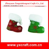 Christmas Decoration (ZY14Y290-1-2) Christmas Spain Style Boot Home Products
