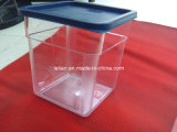 2L to 22L Clear Plastic Food Storage Container