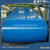 Low Price Bule Color Prepainted Galvanized Steel Coil Sheet