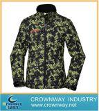 Fleece Windproof Outdoor Waterproof Softshell Jacket for Men (CW-LSOFTS-1)