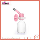 Cut Pet Water Nozzle Water Fountain in Different Colors, Pink