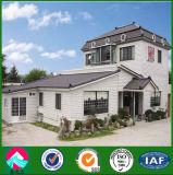 China Supplier Prefabricated Steel Structure Villa