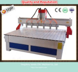 3D Embossment CNC Router Machine Multi-Head Engraving Machine
