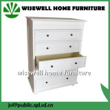 Wood Storage Cabinet with 5 Drawer (W-B-0062)