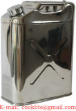 Stainless Steel Barrel / Stainless Steel Jerry Can (20L)