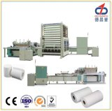 PLC Control Automatic Small Toilet Paper and Kitchen Towel Making Machine