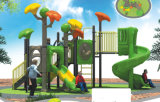 2015 Hot Selling Outdoor Playground Slide with GS and TUV Certificate QQ14019-1