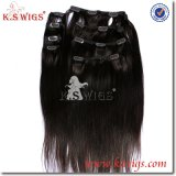 Grade Clip in Virgin Remy Indian Human Hair