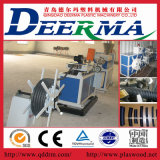 Air-Condition PVC Single Wall Corrugated Pipe Production Line