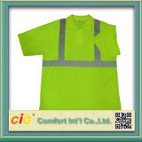 Fashion New Design Useful Roadway Safety T-Shirt