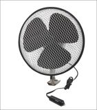 8 Inch Oscillating Full Safety Mesh Car Fan