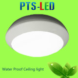 IP65 Waterproof 15W LED Ceiling Light with Motion Sensor and Emergency Options