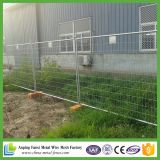 Australian Type Removable Galvanized Temporary Fence